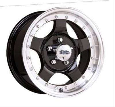 409B Black Mirage Tires